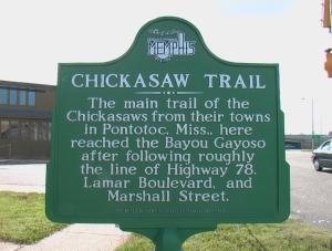CHICKASAW HWY 78
